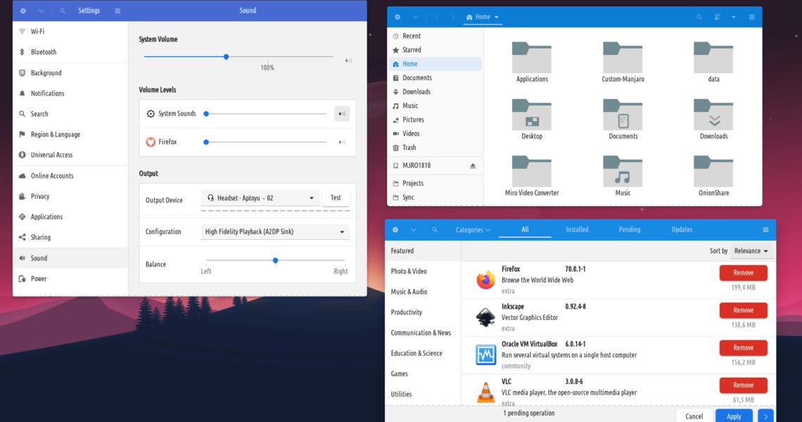 Chrome OS theme