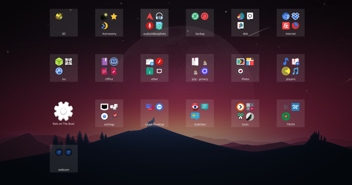 Flat Remix Icon Theme
