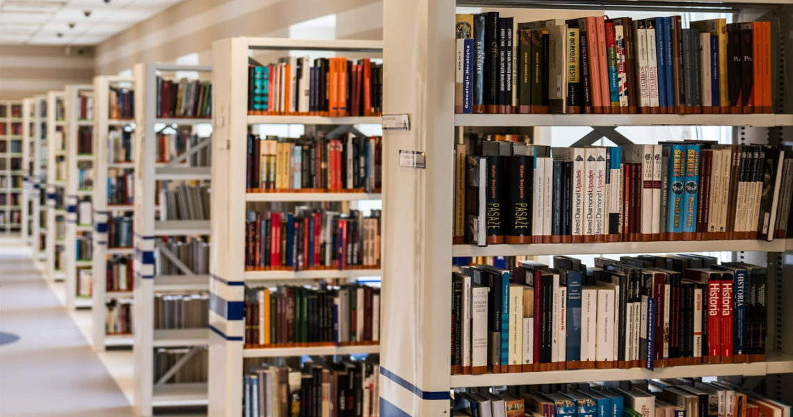 Liste der Bibliotheken (Wikipedia)