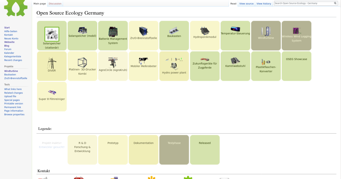Open Source Ecology Germany