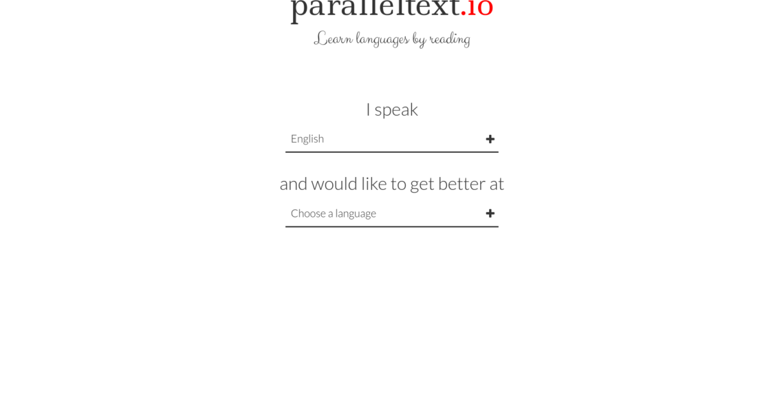 paralleltext.io