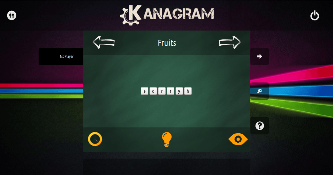 Kanagramm