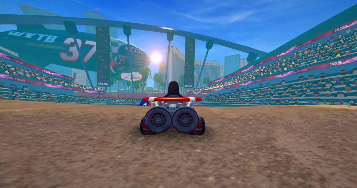 SuperTUx Kart